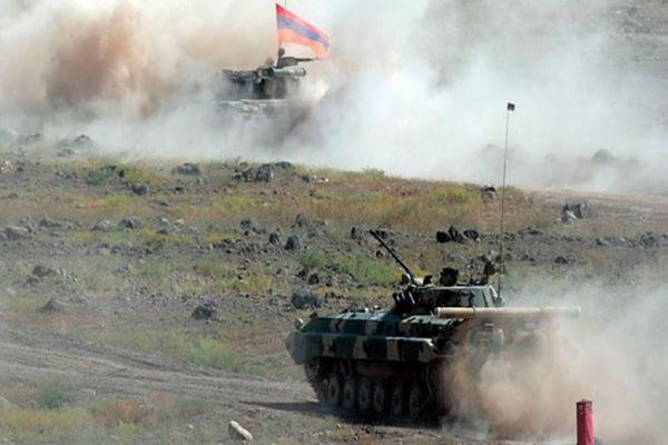 Ermenistan-Azerbaycan hattında çatışma