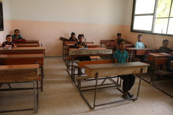Dêrazor'da 237 bin öğrenci ders başı yaptı