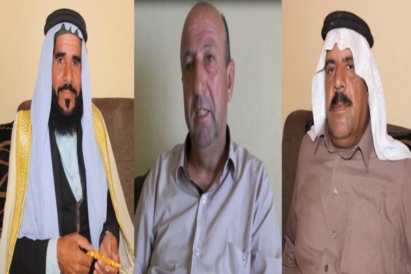 'Kürt ve Arap halklarının birliği fitneyi boşa çıkarır'