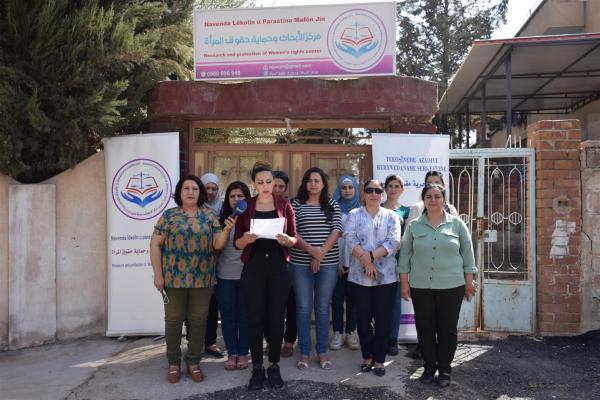 'Hevrîn Xelef için adalet' imza kampanyası sona erdi
