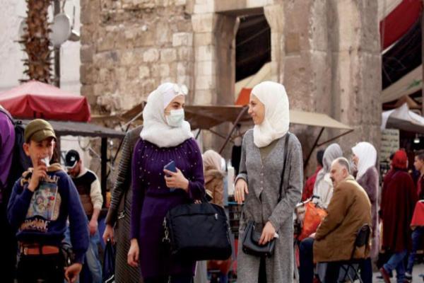 Şam hükümeti bölgelerinde Covid-19: 46 vaka, 3 ölüm