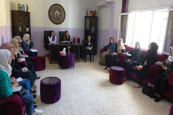 Reqa'da düzenlenecek birinci kadın mirası festivalinin hazırlıkları sürüyor