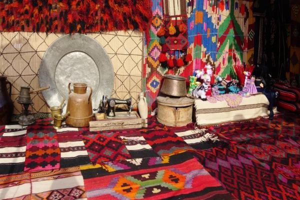 Reqa'da Kadın Folklor Festivali gerçekleşti
