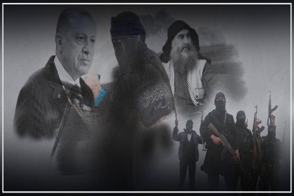 Bağdadi öldürüldü fakat DAİŞ, Türk devleti eliyle canlı tutuluyor