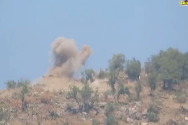 Gerîla TV, Heftanin'deki eylemin videosunu yayınladı