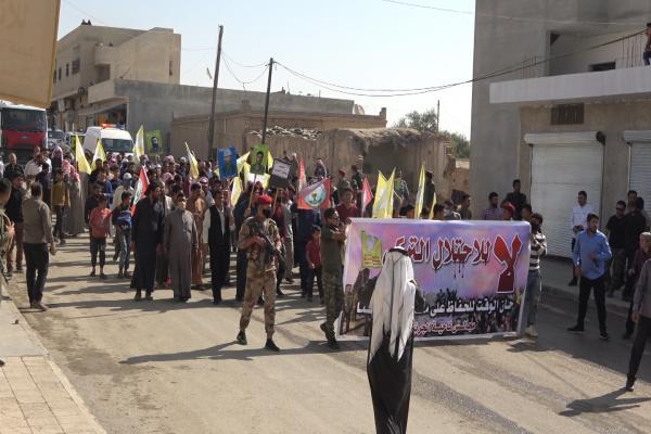 Tebqa'dan uluslararası kamuoyuna tepki: Türk devletine sessiz kalmayın!