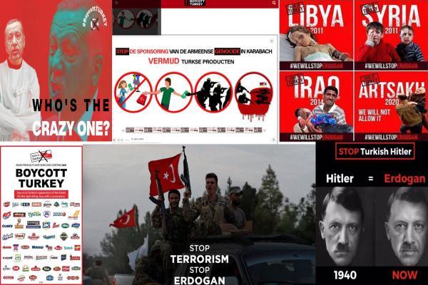 Fransa'da Türk mallarını boykot kampanyası