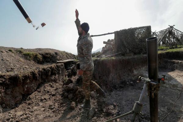 Karabağ'da bir Bayaraktar İHA'sı daha imha edildi