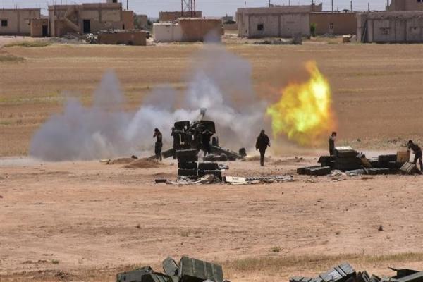 SOHR: 33 hükümet güçleri ve DAİŞ çeteleri öldürüldü