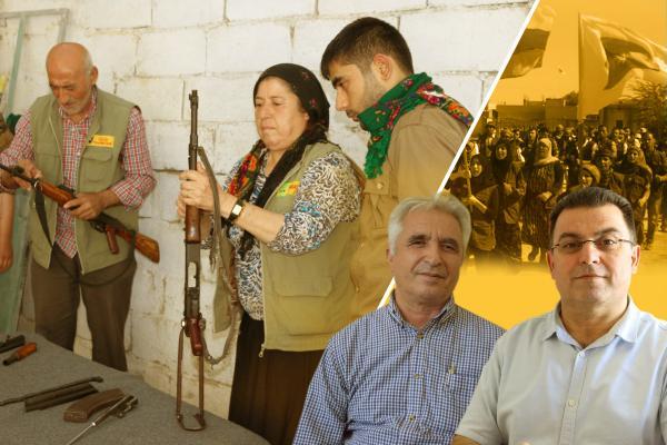 Öz savunma Kuzey ve Doğu Suriye toplumu için neden önemli?