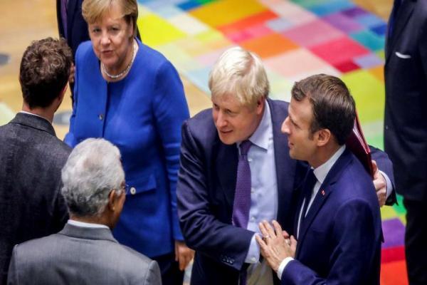 Fransa, Almanya ve İngiltere'den İran endişesi