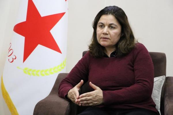 Foza Yûsif: Kongreya Star kadın Rönesans'ına öncülük etti