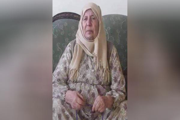 Mazlum Ebdi'nin annesi vefat etti