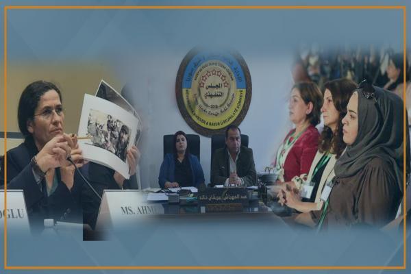 Kuzey ve Doğu Suriye Özerk Yönetimi bölgelerinde kadınların öncü rolü