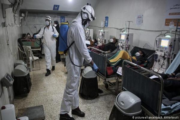 Şam hükümeti bölgelerinde 8 kişi daha yaşamını yitirdi