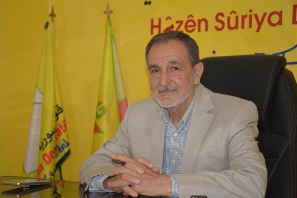 'Astana süreci ve Anayasa Komitesi Şam hükümetinin ömrünü uzattı'