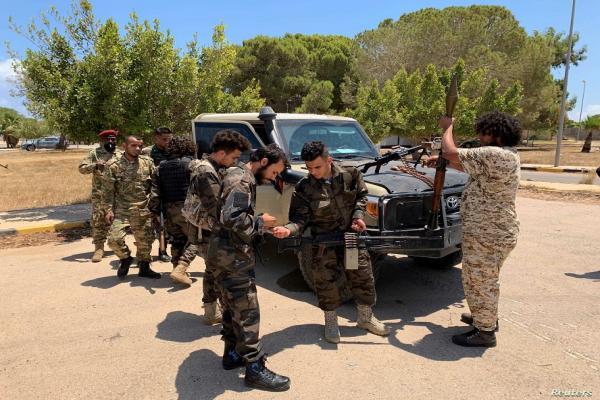 Çetelerin Libya'dan çıkması için belirlenen süre doldu