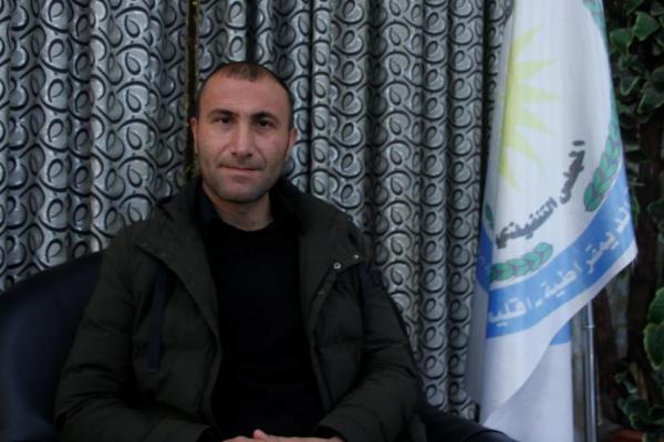 Mihemed Şahîn: Rusya, işgalci Türk devletinin saldırılarına göz yumuyor
