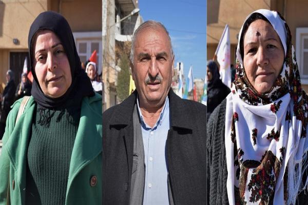 'Katliamların amacı halkın iradesini kırmak'