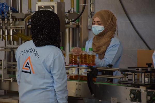Kuzey ve Doğu Suriye'de zeytin fabrikası açıldı