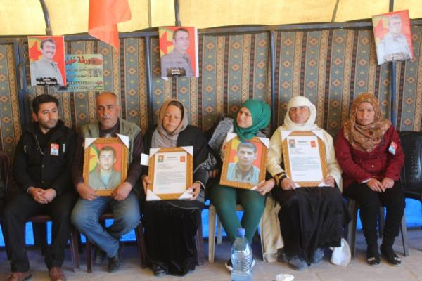 Garê şehitlerinin aileleri: Türk devleti, Kürt halkının iradesini kıramaz