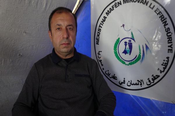 İbrahim Şexo: New York Times gazetesi Efrîn işgalini meşrulaştırıyor