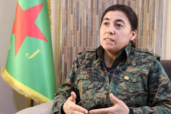 Newroz Ehmed: Halkların baharı kadının rengiyle yeniden filizleniyor