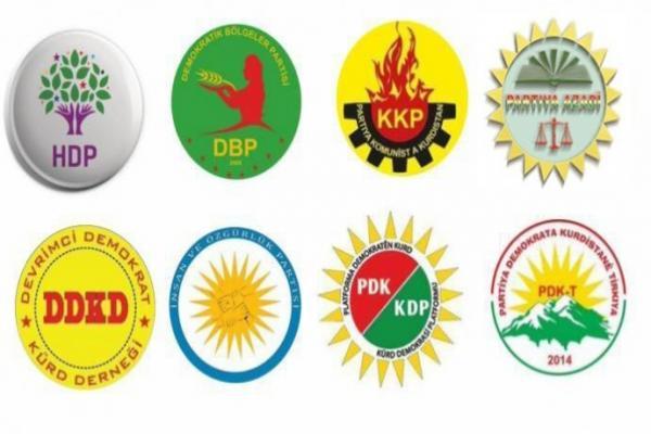 Kürdistani İttifak Çalışması, HDP'yi sahiplenme çağrısı yaptı