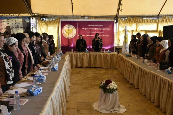 'Efrîn, Girê Spî, Serêkaniyê işgali kadın kazanımlarına saldırıydı'