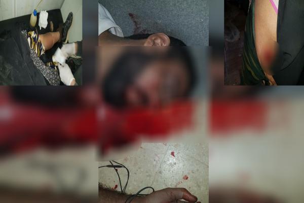 Hol Kampı'nda silahlı saldırı: 1 ölü 2 yaralı