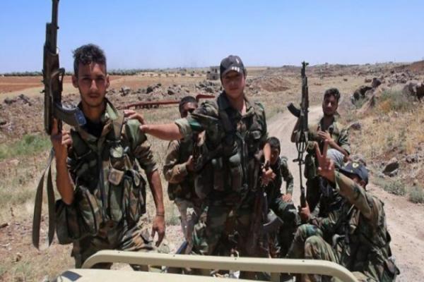 Dera'da Şam hükümeti güçlerine silahlı saldırı yapıldı