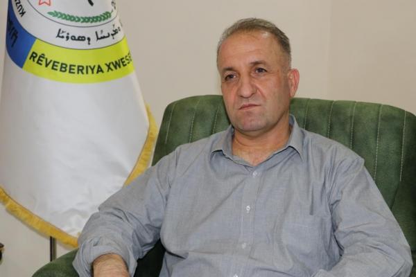 Çiya Kurd: Türk devleti, NATO'nun desteğiyle yeni bir misyon kazanmak istiyor