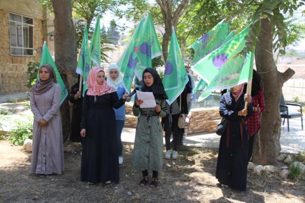 Minbicli gençler: Başûrê Kurdistan'a soykırım saldırıları yapılıyor