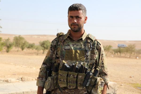 Ardal Kobanê: İşgalcileri geri püskürterek saldırıları boşa çıkardık