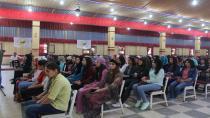 Kuzey Suriyeli genç kadınlar bir araya geldi