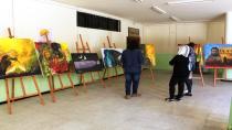 Rojava resim sergisi, Çağın Direnişi'ne adandı