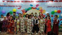 Hesekê Çocuk Festivali'nin ikinci gün etkinlikleri sona erdi