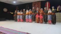 Şems Folklor Komünü binası düzenlenen etkinlikle açıldı