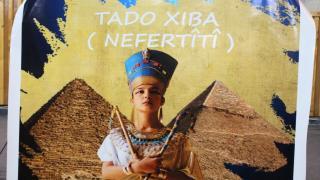 Qamişlo'da Nefertiti belgeselinin gösterimi yapıldı